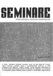 pełny tekst - Seminare