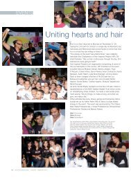 Uniting hearts and hair - Images Business of Beauty