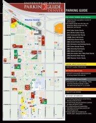 Parking map - CRISP
