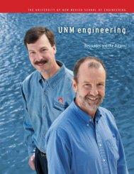 PDF (1.57 MB) - School of Engineering - University of New Mexico