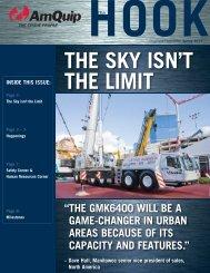 Spring 2011 Newsletter - AmQuip