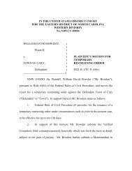 Bowden Motion for Temporary Restraining Order.pdf