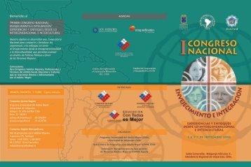 Programa Congreso Envejecimiento.pdf - Red Latinoamericana de ...