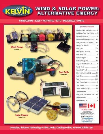 Alternative Energy - Kelvin Electronics