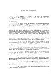 Titularización en Nivel Primario, Res. 2976/13 - UnTER