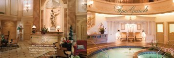 SPA GRANDE EXTENSIONS - Grand Wailea Resort