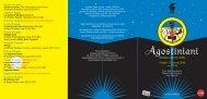 Cinema sotto le stelle 2013. Programma - Biblioteca Gambalunga