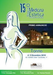 Medicina Estetica - Oralmax.it