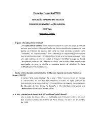1 EDUCAÇÃO ESPECIAL NAS ESCOLAS PÚBLICAS DE NEWARK