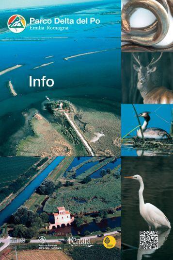 Opuscolo Info Parco 2013.indd - Parco del Delta del Po