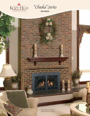 """Chaska""Series - Ashwood Hearth & Home Energy & Fireplace"