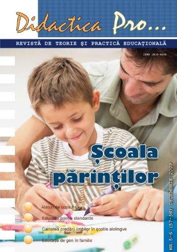 Nr. 57-58 - Pro Didactica