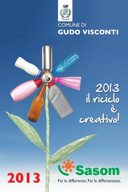 Calendario Rifiuti 2013 - Comune di Gudo Visconti