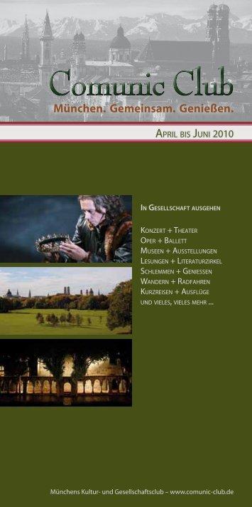 comunic club 2-2010 (pdf) - foto. kunst. kultur.
