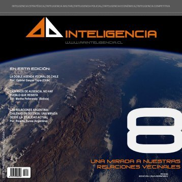 AA N°6 Octubre 2011 - revista aainteligencia