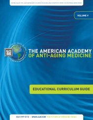 Education Curriculum Guide [PDF] - American Academy of Anti ...