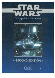 Star Wars RPG 2ª ed. - Baykock