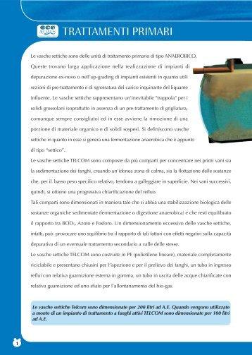 Catalogo Grandi Impianti - Centro Plast Srl