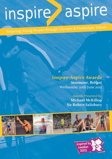 View Programme - Inspire>Aspire