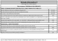 Scheda Informativa 2