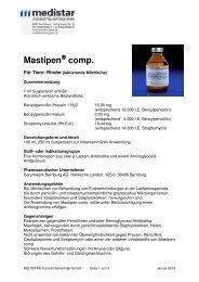 Mastipen comp - MEDISTAR Arzneimittelvertrieb GmbH