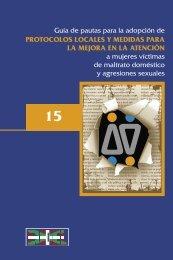 Guía de pautas para la adopción de PROTOCOLOS LOCALES Y ...