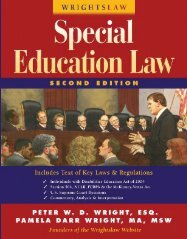 Wrightslaw: Special Education Law 2nd Edition - Harbor House Law ...