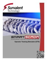 Read More About Operator Training Simulator - Survalent Technology
