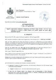 Segnalazione Certificata Inizio Attività - S.C.I.A. - Comune di Ariano ...