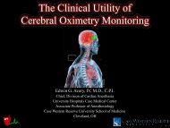 The Clinical Utility of Monitoring Cerebral Oximetry - Casecag.com