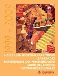 Hacia una sociedad para todas las edades - Red Latinoamericana ...