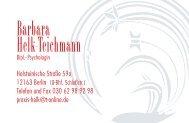 Barbara Helk-Teichmann - Wwwebgestaltung.de