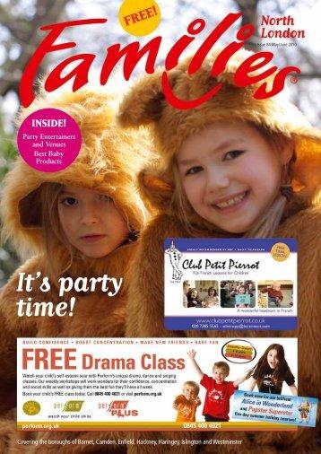 parties - Families Online
