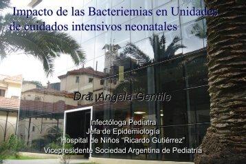 Gentile Ángela - Infecciones vinculadas al área de la salud - Alape