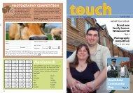 In Touch summer 2008 - Teign Housing