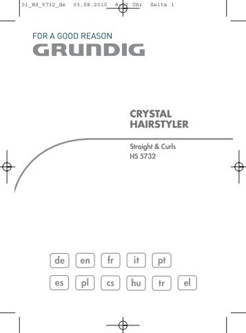 CRYSTAL HAIRSTYLER - Baur