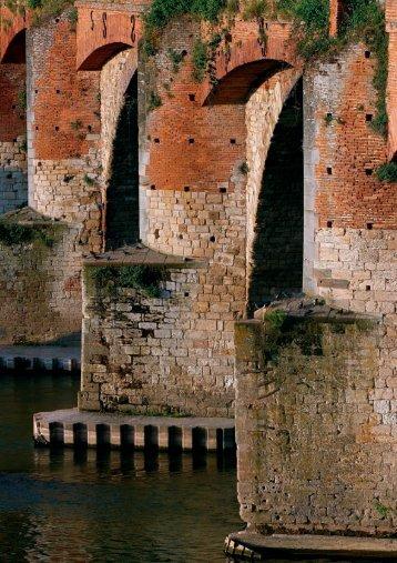 Pont-vieux - Cité épiscopale d'Albi