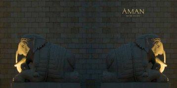 Aman New Delhi 240409 REV - Aman Resorts