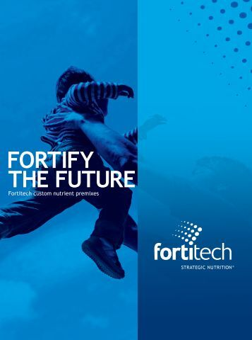 FORTIFY THE FUTURE - Fortitech
