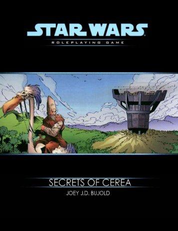 Secrets of Cerea - Baykock