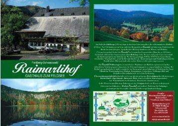 Download Hausprospekt (.pdf) - Raimartihof