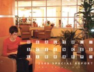 2005 Special Report - Health Sciences Library