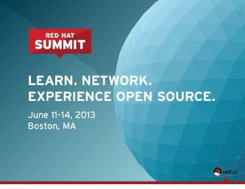 openstack release cadence - Red Hat Summit