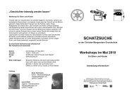 Workshops für Eltern und Kinder (pdf) - GRIPS Werke