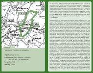 THE MARSH COUNTRY OF VILLANOVA ROUTE ... - Romagna d'Este