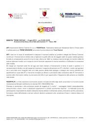 Trend Festival - Associazione Sclerosi Tuberosa