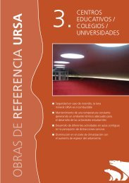 Centros Educativos / Colegios / Universidades - Ursa