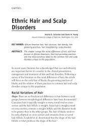 Ethnic Hair and Scalp Disorders - Alluredbooks.com