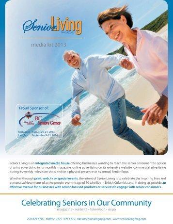 Celebrating Seniors in Our Community - Senior Living Magazine
