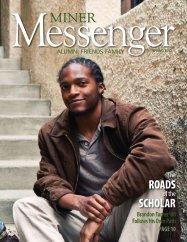 Messenger Spring 2012 - Bishop Manogue Catholic High School
